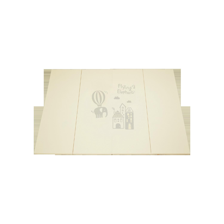 ★층간소음해결★플라잉 매트_크림엘리펀트 (140x200cm)