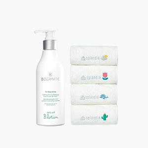 단독★데일리 소프트 비 로션 300ml+밤부 페이스타월(택2) SET