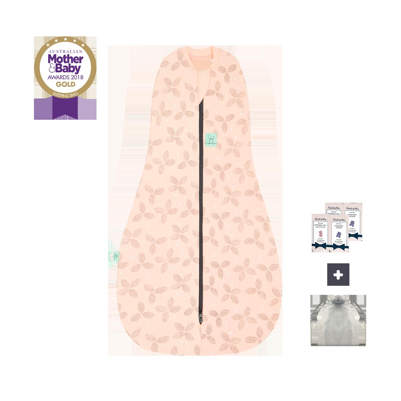에르고코쿤0.2토그_패틀 코럴+손목보호대 증정