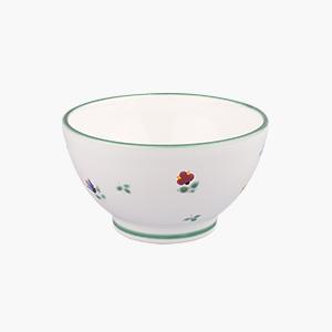 [오스트리아명품식기]알파인플라워 국그릇