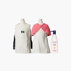 [목욕세트]유아용 목욕망토+대용량워시