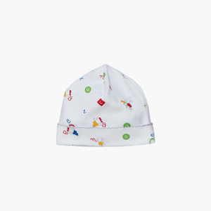 실키촉감★베이비 비기닝 모자