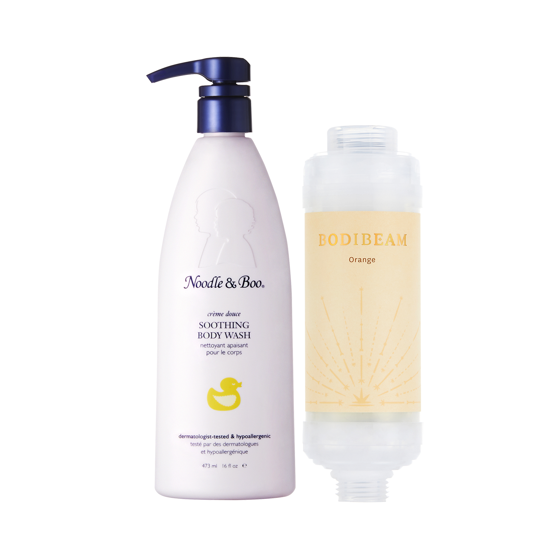 [유아목욕추천]대용량워시+유아비타민샤워필터(향선택)+더블적립