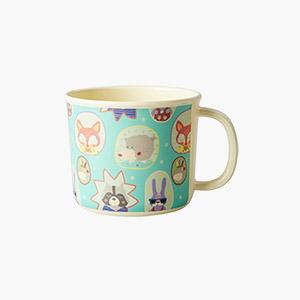 [직원구매]키즈밀 컵_해피블루