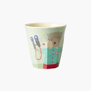 [리빙페어70%]키즈밀 컵S_해피블루