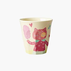 키즈밀 컵S_해피핑크