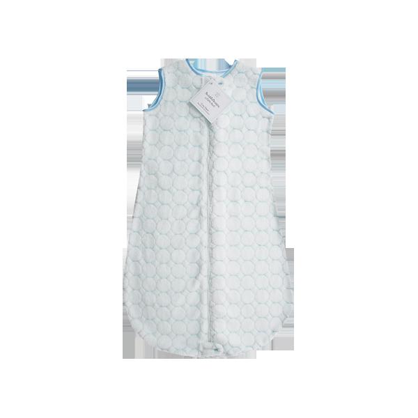 ★64%★겨울수면조끼 슬리핑백 블루퍼프써클 084PB