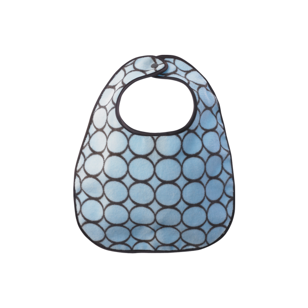 [땡세일55%]코튼 베이비빕 블루써클 063PB