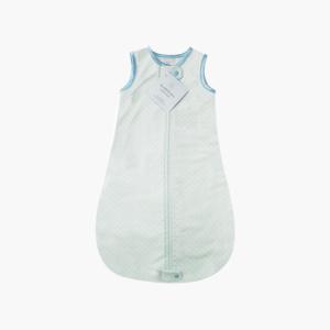 코튼슬리핑백 블루폴카도트 104PB /수면조끼 추천☆