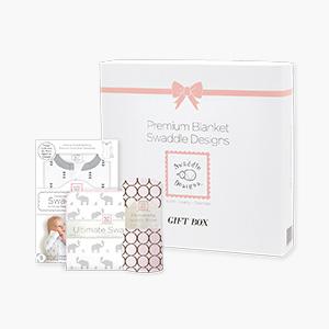 출산선물세트 3종 핑크 (+누들앤부샘플카드20ml)