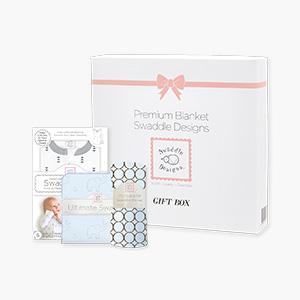 출산선물세트 3종 블루 (+누들앤부샘플카드20ml)