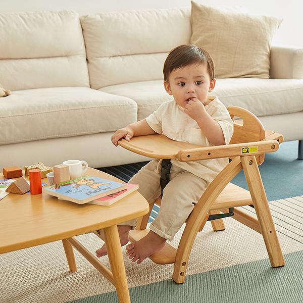 아치 로우체어3 접이식 유아의자 (+쿠션 증정)